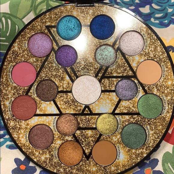 Urban Decay Other - Urban decay elements eyeshadow palette